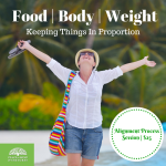 Food | Body | Weight: Keeping Things In Proportion